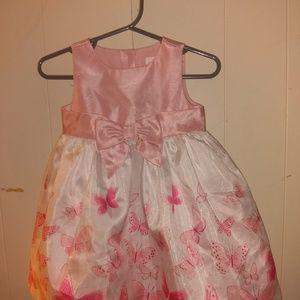 6-12 months Girls Tool Dress